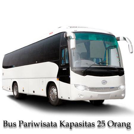 Sewa Bus Kapasitas 25 Orang