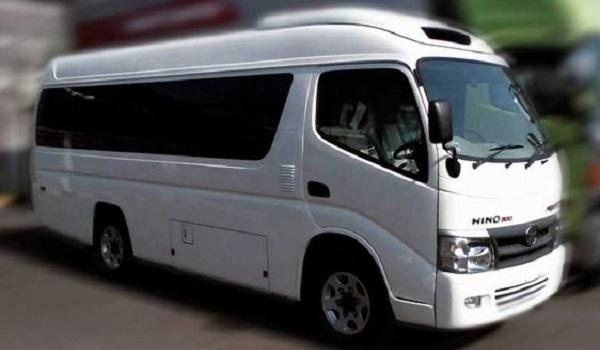 Bus Pariwisata Lombok Kapasitas 16 Sampai 20 Orang